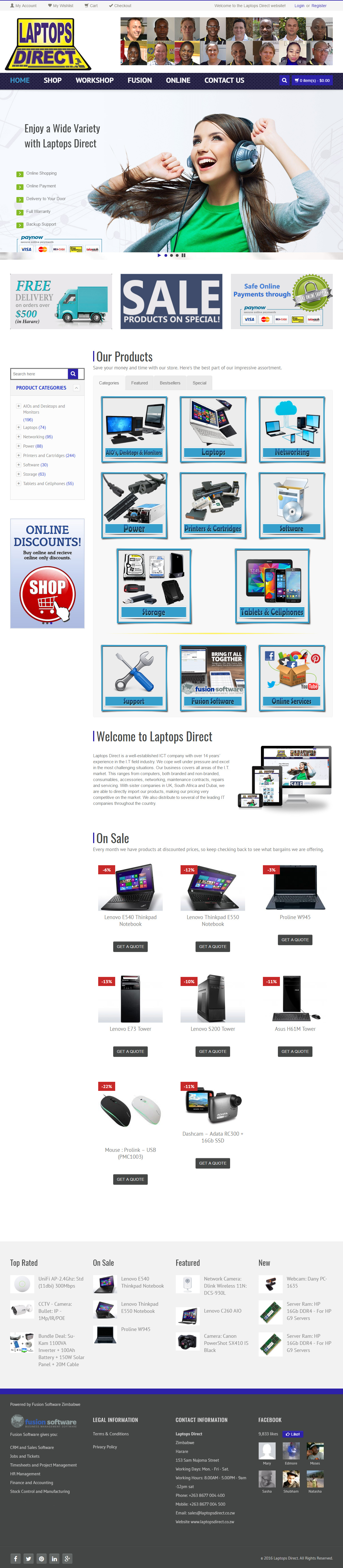 Laptops-Direct-Homepage